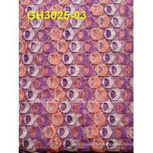 Latest Hot Sell Multi Color Guipure Lace