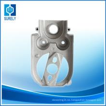Superior de metal de precisión de aluminio de fundición de piezas de máquina de café