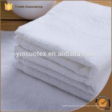 Tamanho grande toalha de algodão grosso, hotel de 5 estrelas China toalha hotel fornecedor