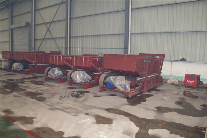 Coal Feeding Equipment