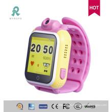 GPS-наблюдение для детей с отслеживанием 3G