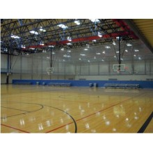 Indoor PVC Sports Floor /Basketball Floor/Mat Fiba Certificate Wooden Surface