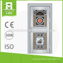 rust protection exterior metal french stainless steel security doors