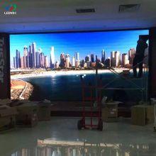 Tela de parede de vídeo LED de alta definição para ambiente interno