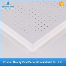 Interior decoration false ceiling metal building materials lay-in aluminum ceiling