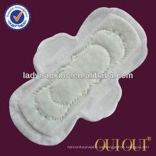 almohadilla femenina barata maxi seca y absorbente