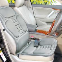 7 motor universal massage heated car seat cushion