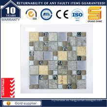Cristal y mosaico de piedra de mármol GS83007