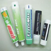 Tubo laminado de buena calidad para pasta dental