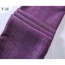 Tissu de lin de chaise de bureau dans l'usine de Tongxiang
