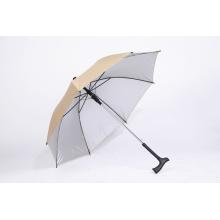 Billig Straight Umbrella, Regen Regenschirm, Sonnenschirm