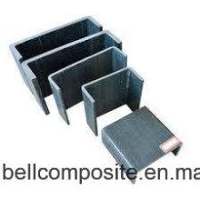 Canal FRP, Perfis Pultrudidos / Material de Construção
