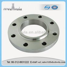 DIN 2576 pn16 acero al carbono a105n bridas deslizamiento en brida