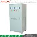 SVC série trifásica completa automática com compensação de potência transformador de tensão estabilizador transformador de YueQing