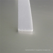 LED Light Frame Usage Blanc Silicone Sponge Extrusion Cord