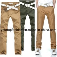 Custom Mens Pants Casual Pants for Men,Men's Cotton Long Trousers