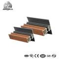 Perfil de alumínio padrão e personalizado com processamento profundo CNC