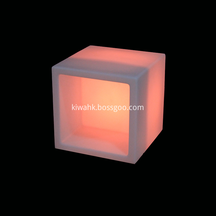 Waterproof Christmas Make Led Cube