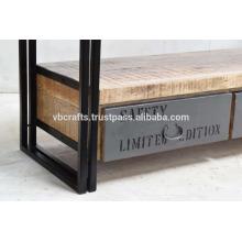 Industrial Urbano Loft Tv Stand