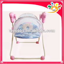 Electric baby rocking chair for sale with music and mosquito net