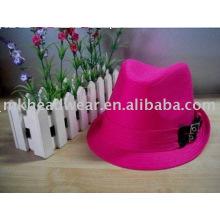 Sombreros de las señoras de Fedora para las ventas al por mayor