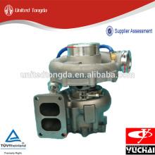 Turbocompresor Geniune Yuchai para M6000-1118100-135
