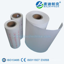 disposable use Medical sterilization Paper Reel for hospital