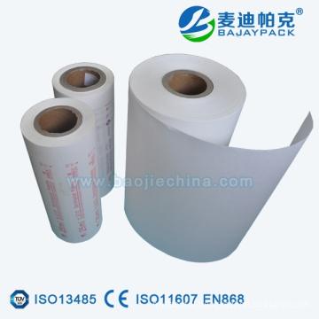 disposable use Medical sterilization Paper Reel for hospital