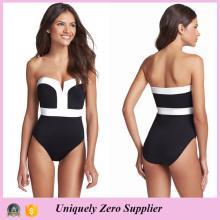 2016 Europa e American Designs Mulheres cintura alta Bandage Bikini