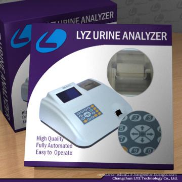 analyseur d'urine de bandelettes de test d'urine