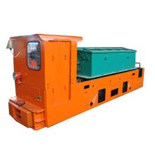 Locomotiva a bateria elétrica de mineração subterrânea 5Ton
