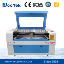 AccTek best quality stainless steel engraving machine laser engraving 1290 1390 1325 for sale