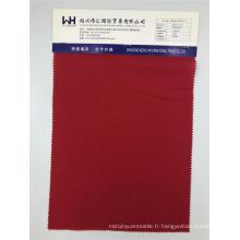 Tissu tissé 107GSM Rayonne / Tissus unis en nylon