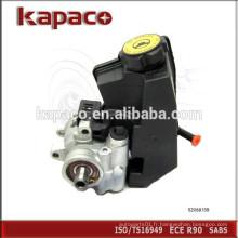 Pompe de direction assistée pour Jeep W4.0 5.2L ENG.W96 52088139