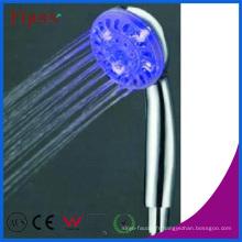 Pomme de douche Fyeer 3 couleurs Hydro Power LED