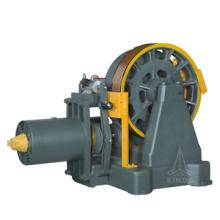 Geared máquina de tração de elevadores (YJ360)
