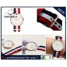 Montre-bracelet de montre de style de montre de Noël Dw (DC-SZ123)