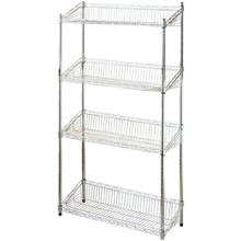 closet wire shelves/ wire shelves for closets/ wire shelves closet with good quality