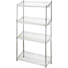 closet wire shelves/ wire shelves for closets/ wire shelves closet with good quality