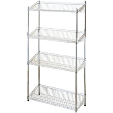 Metal display stands tier wire shelving 3 tier wire shelving unit