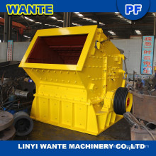 WANTE low price high capacity mining impact crusher and double roll crusher