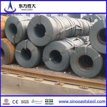 Bobina de acero galvanizado caliente C1020