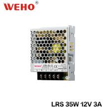 Ultradünnes 35W 12V AC / DC Schaltnetzteil