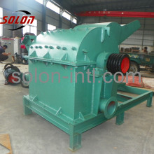 Big capacity wood pallet shredder/wood chip crusher