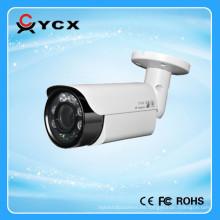 2.0MP 1080P motorizado enfoque automático HD CVI IR Bullet cámara al aire libre IR LED HD cámara de CCTV