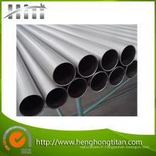 Chine Tubes et tuyaux en titane / alliage de titane sans couture de fabrication professionnelle supérieure