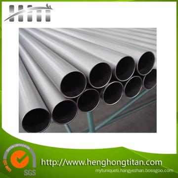 China Top Professional Manufacture Seamless Titanium/Titanium Alloy Tube and Pipe