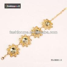 bracelet en alliage cristal diamant orthodromique 2013