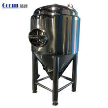 Gorun Brewery Industrial Beer Brewing Equipment For Brewpub