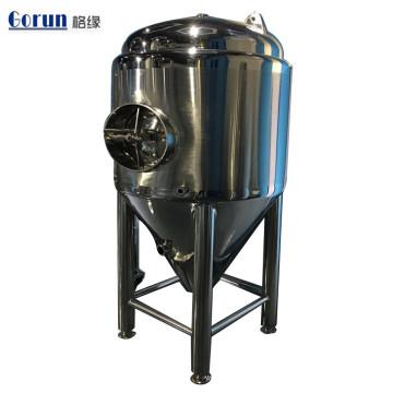 Tanques de fermentación de cerveza personalizados